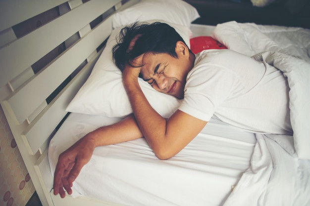 sleep problems in adults